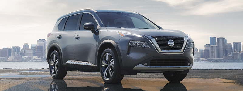 2021 Nissan Rogue Wilsonville OR