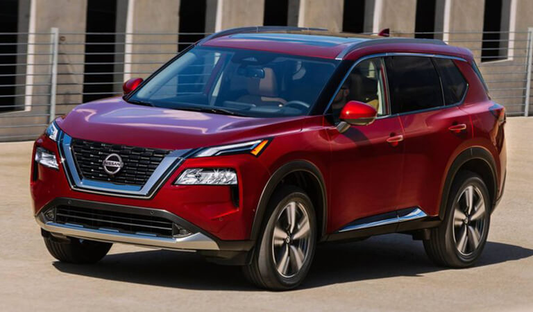 Wilsonville OR New 2021 Nissan Rogue