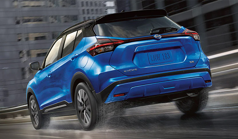 Wilsonville OR New 2021 Nissan Kicks