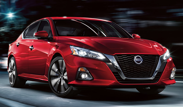 Wilsonville OR New 2021 Nissan Altima